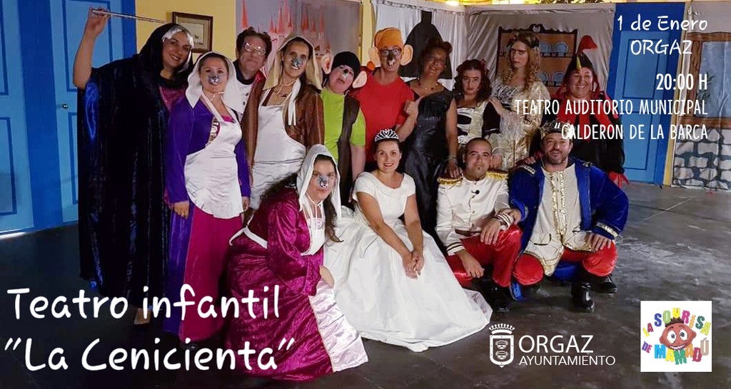Musical de La Cenicienta