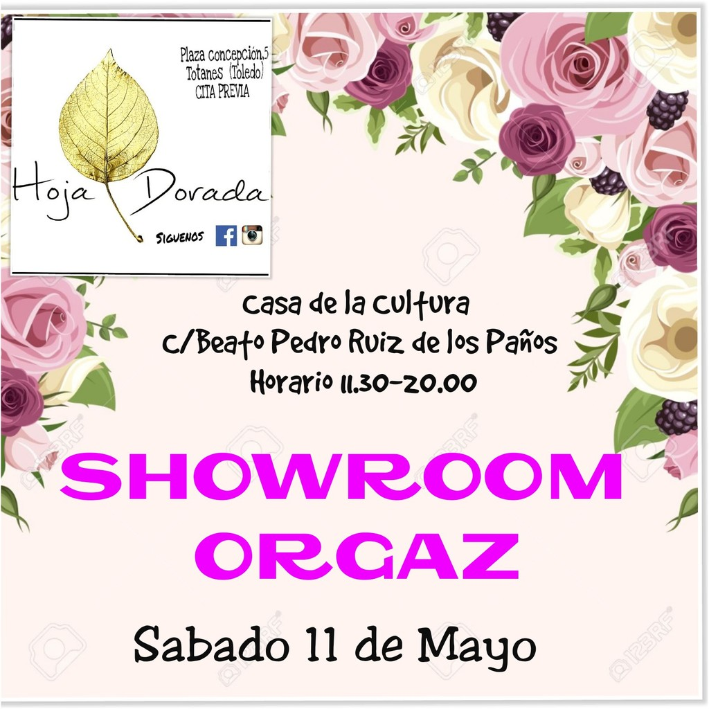 Showroom de la Hoja Dorada