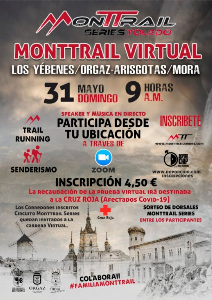 Virtual Monttrail Series de Toledo